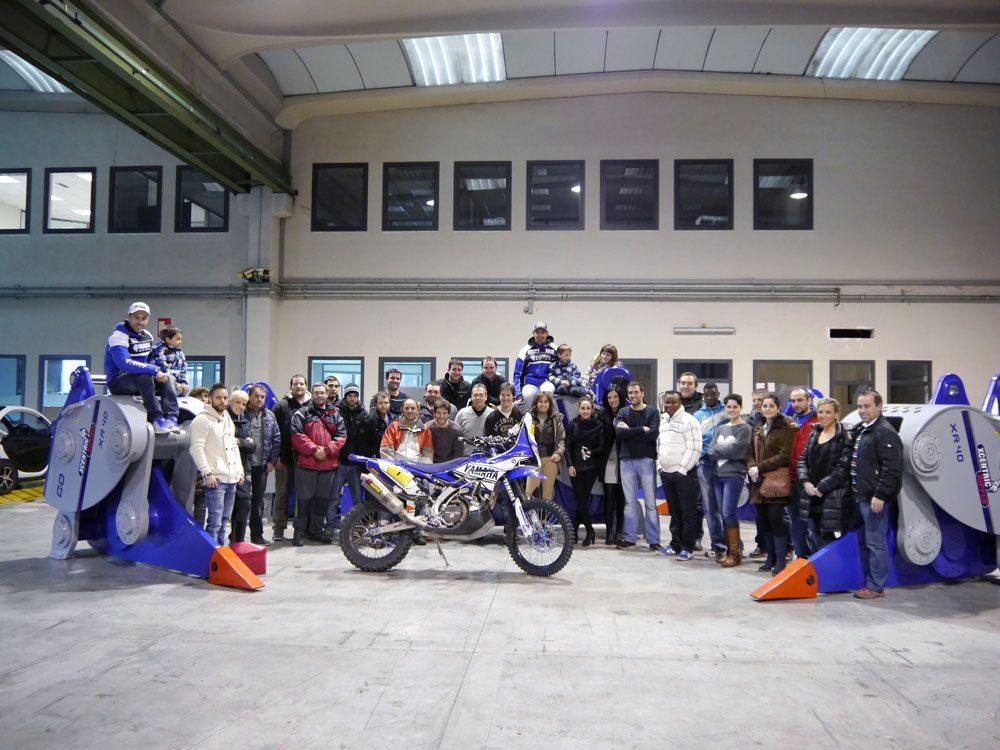 Dakar Factory 30