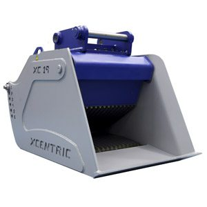 XCENTRIC CRUSHER SERIE A XC19